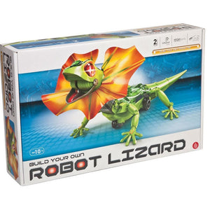 Build your own Robot Lizard - Gadget Store 5055371512763