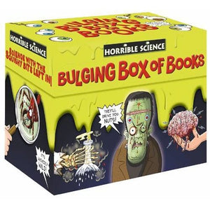 Bulging Box of Books - Scholastic 9781407110356