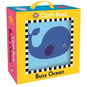 Busy Ocean: My First Priddy - Books 9781783410804