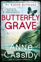 Butterfly Grave - Bloomsbury Publishing 9781408815526