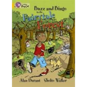 Buzz and Bingo in the Fairytale Forest: Band 09/Gold - HarperCollins Publishers 9780007186242