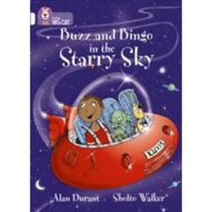 Buzz and Bingo in the Starry Sky: Band 10/White - HarperCollins Publishers 9780007186303