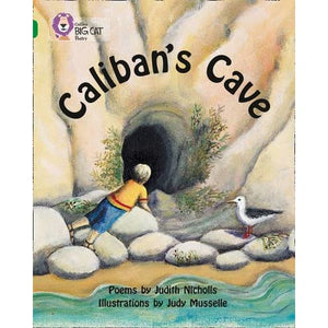 Caliban's Cave: Band 15/Emerald - HarperCollins Publishers 9780007336302