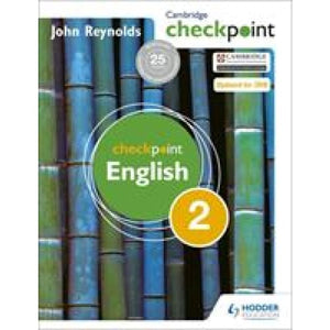 Cambridge Checkpoint English Student's Book 2 - Hodder Education 9781444143850