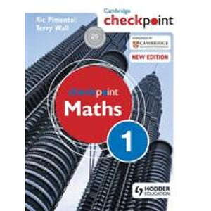 Cambridge Checkpoint Maths Student's Book 1 - Hodder Education 9781444143959