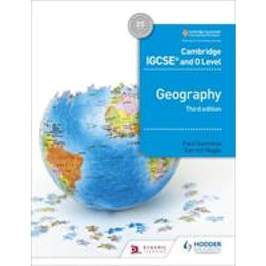 Cambridge IGCSE and O Level Geography 3rd edition - Hodder Education 9781510421363