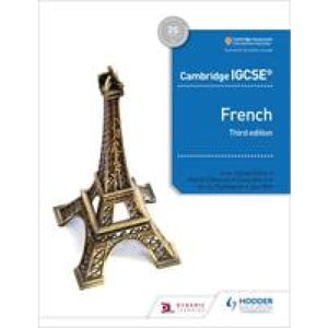 Cambridge IGCSE (TM) French Student Book Third Edition - Hodder Education 9781510447554