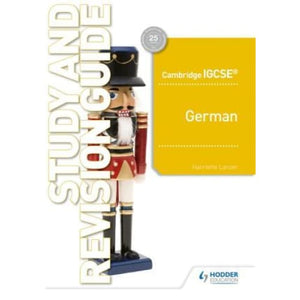 Cambridge IGCSE (TM) German Study and Revision Guide - Hodder Education 9781510448186