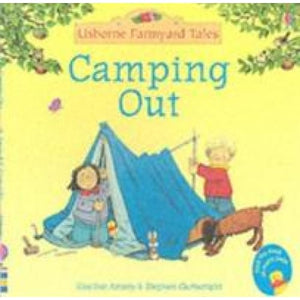 Camping Out - Usborne Books 9780746063187