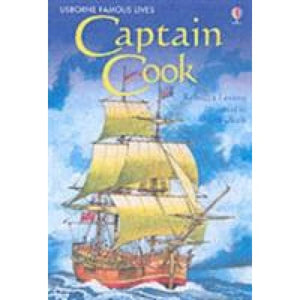 Captain Cook - Usborne Books 9780746064252