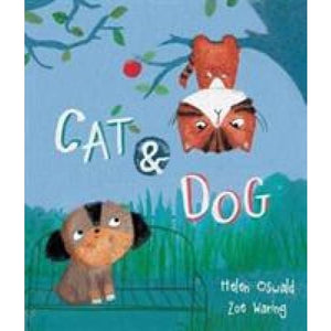 Cat & Dog - Imagine That Publishing 9781787004429