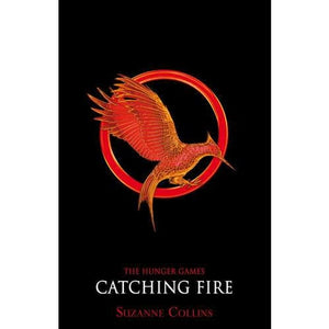 Catching Fire - Scholastic 9781407132099