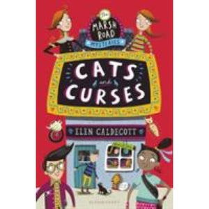 Cats and Curses - Bloomsbury Publishing 9781408876046