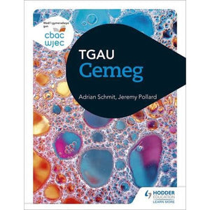 CBAC TGAU Cemeg (WJEC GCSE Chemistry Welsh-language edition) - Hodder Education 9781510400320