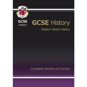 CGP GCSE History Modern World Complete Revision & Practice - Books