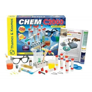 Chem Lab C2000 Thames and Kosmos - 814743010253