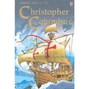 Christopher Columbus - Usborne Books 9780746063286