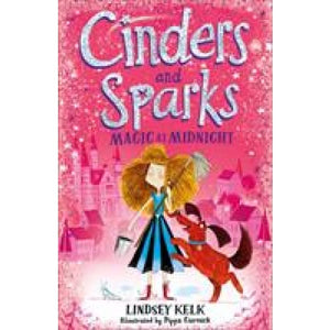 Cinders and Sparks: Magic at Midnight - HarperCollins Publishers 9780008292119