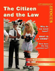Citizenship in Focus: Citizen and the Law - HarperCollins Publishers 9780003273465