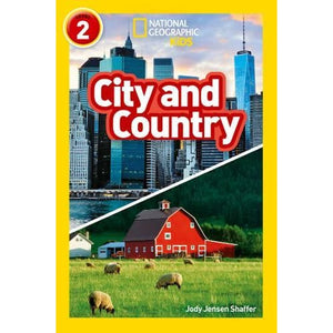 City and Country: Level 2 - HarperCollins Publishers 9780008317171