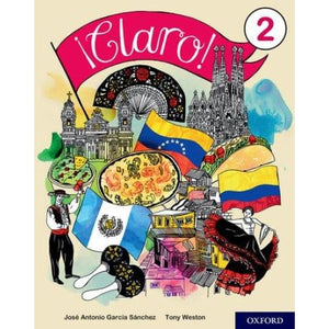 !Claro! 2 - Oxford University Press 9780198425595