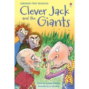 Clever Jack And The Giants - Usborne Books