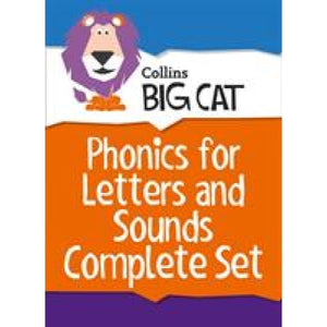 Collins Big Cat Phonics for Letters and Sounds Set - HarperCollins Publishers 9780008279851