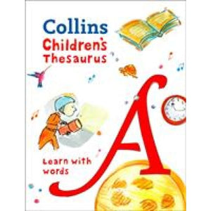 Collins Children's Thesaurus: Learn with Words - HarperCollins Publishers 9780008271183