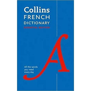 Collins French Essential Dictionary - HarperCollins Publishers 9780008270728