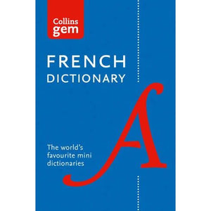 Collins French Gem Dictionary - HarperCollins Publishers 9780008141875