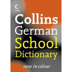 Collins German School Dictionary - HarperCollins Publishers 9780007225330