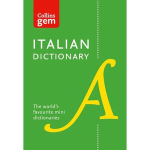 Collins Italian Gem Dictionary - HarperCollins Publishers 9780008141851