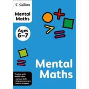 Collins Mental Maths - HarperCollins Publishers 9780007457908