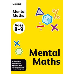 Collins Mental Maths - HarperCollins Publishers 9780007457922