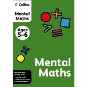 Collins Mental Maths - HarperCollins Publishers 9780007457892