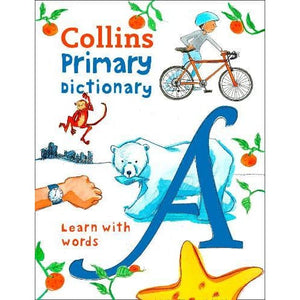 Collins Primary Dictionary: Learn with Words - HarperCollins Publishers 9780008206789