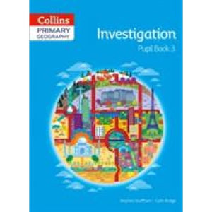 Collins Primary Geography Pupil Book 3 - HarperCollins Publishers 9780007563593