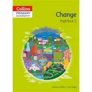 Collins Primary Geography Pupil Book 5 - HarperCollins Publishers 9780007563616