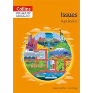 Collins Primary Geography Pupil Book 6 - HarperCollins Publishers 9780007563623