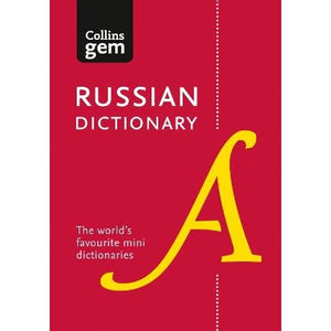 Collins Russian Gem Dictionary: The World's Favourite Mini Dictionaries - HarperCollins Publishers 9780008270803