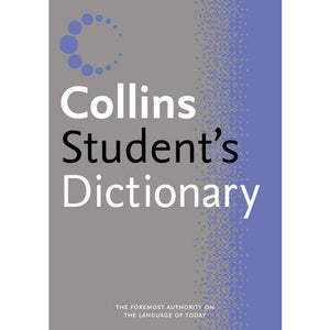 Collins Student's Dictionary - HarperCollins Publishers 9780007196517