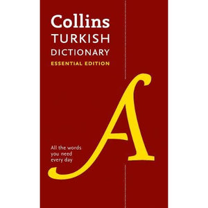 Collins Turkish Essential Dictionary - HarperCollins Publishers 9780008270650