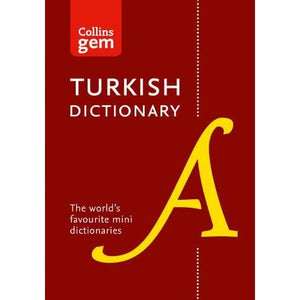Collins Turkish Gem Dictionary: The World's Favourite Mini Dictionaries - HarperCollins Publishers 9780008270797