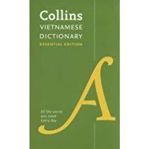 Collins Vietnamese Essential Dictionary - HarperCollins Publishers 9780008270667
