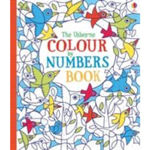Colour by Numbers - Usborne Books 9781409536451