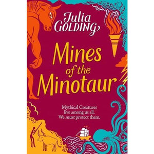 Companions: Mines of the Minotaur - Oxford University Press 9780192766663