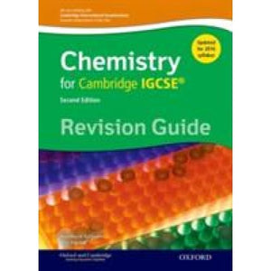 Complete Chemistry for Cambridge IGCSE (R) Revision Guide - Oxford University Press 9780198308737