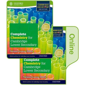 Complete Chemistry for Cambridge Lower Secondary: Print and Online Student Book - Oxford University Press 9780198379492