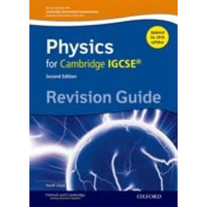 Complete Physics for Cambridge IGCSE (R) Revision Guide - Oxford University Press 9780198308744
