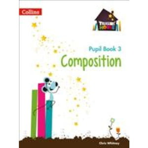 Composition Year 3 Pupil Book - HarperCollins Publishers 9780008133528